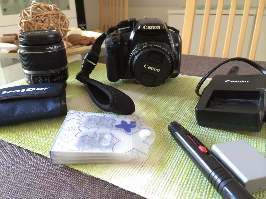 Die perfekte Fotoausrüstung für auf Reisen - Fotoausrüstung auf Reisen