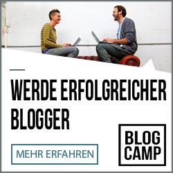 Werde erfolgreicher Blogger