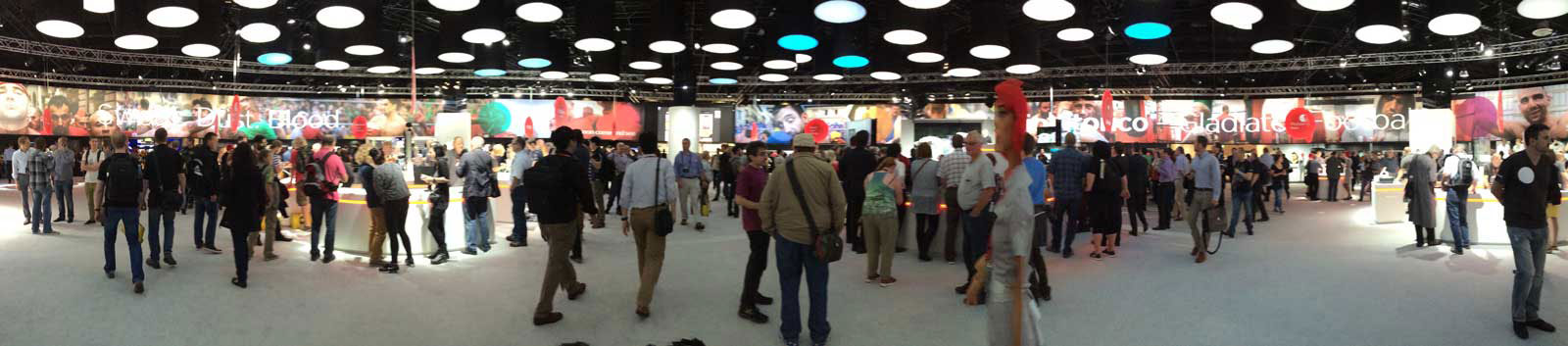 Photokina 2014 Review - Canon Halle