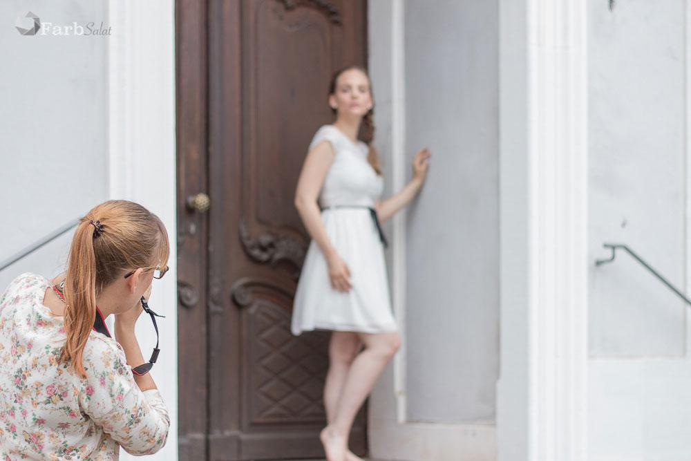 Foto-Workshop bei Anika Lauer - Saarbrücken - Making of