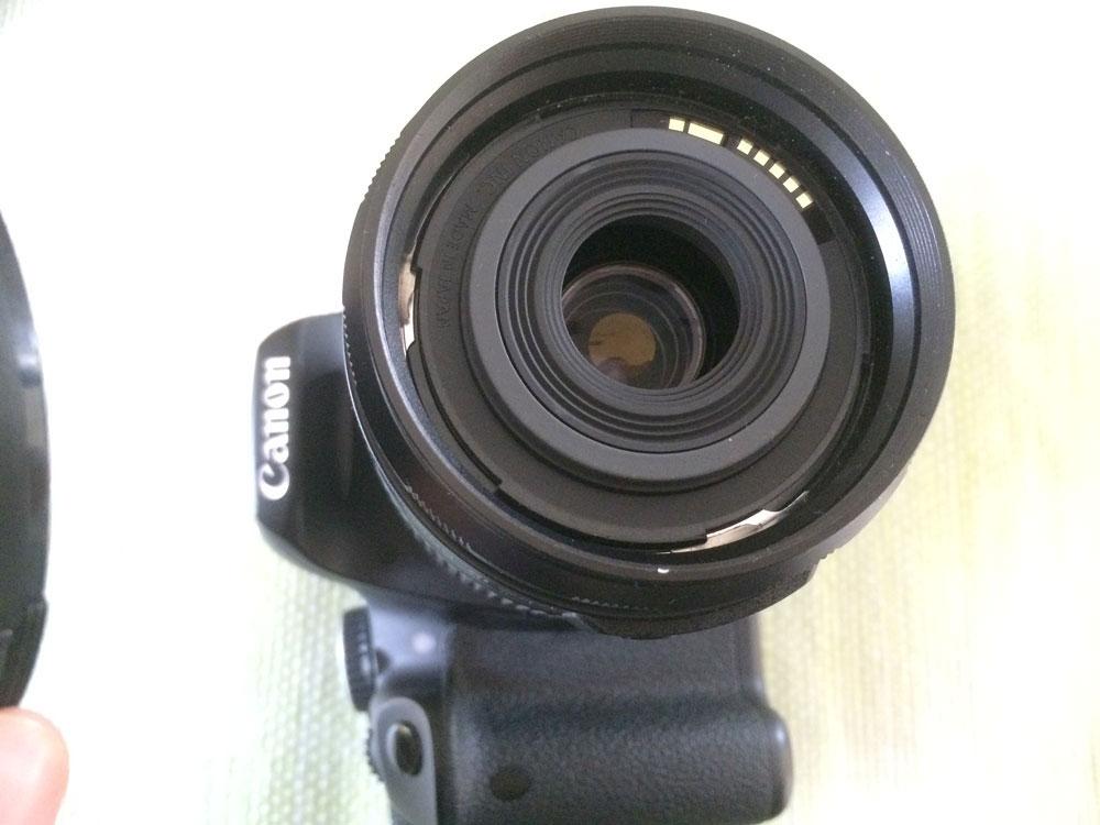 Makroaufnahmen mit dem Retroadapter - Adapterring