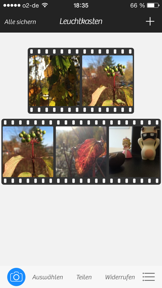 beste iOS Foto-App für Fotografen - Cameraplus