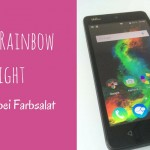 Fotografieren mit dem Smartphone – das Wiko Rainbow Lite