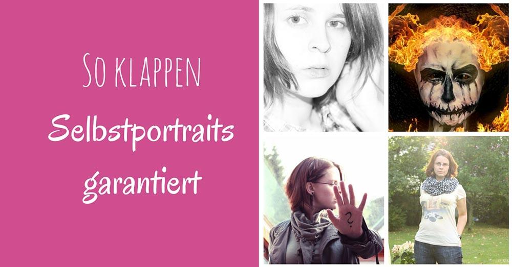 Selbstportraits-Blogger