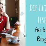Die ultimative Leseliste für bessere Blogfotos